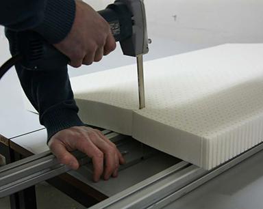 Handmade in Belgium snijden
