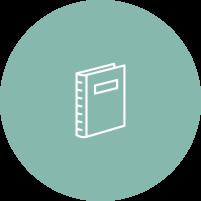Icoon onderzoek logo