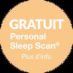 Bol gratuit Personal Sleep Scan