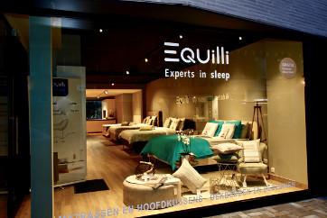 Equilli Brugge etalage