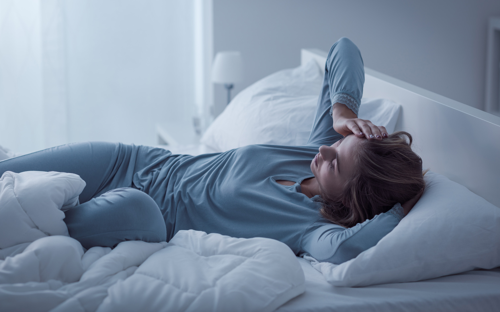 5 vaak voorkomende slaapstoornissen