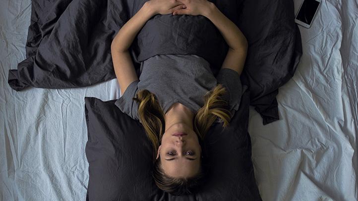 Wanneer slapen een nachtmerrie wordt: insomnie