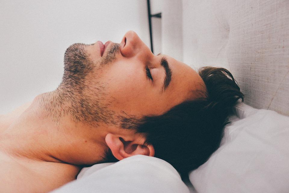 Slapen en dromen REM-slaap