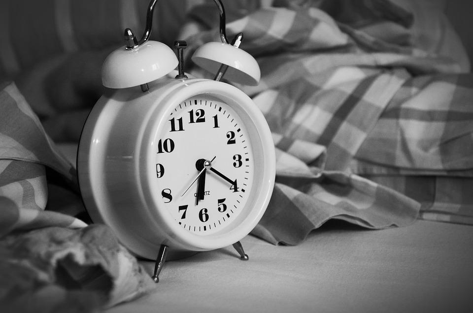 De structuur van slaap slaapcyclus