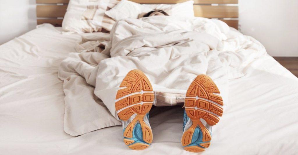 Sporten vlak voor het slapen: een goed idee of beter niet doen?