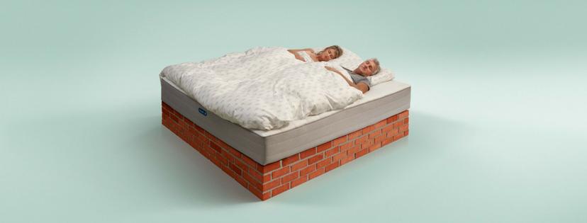 baksteen matras