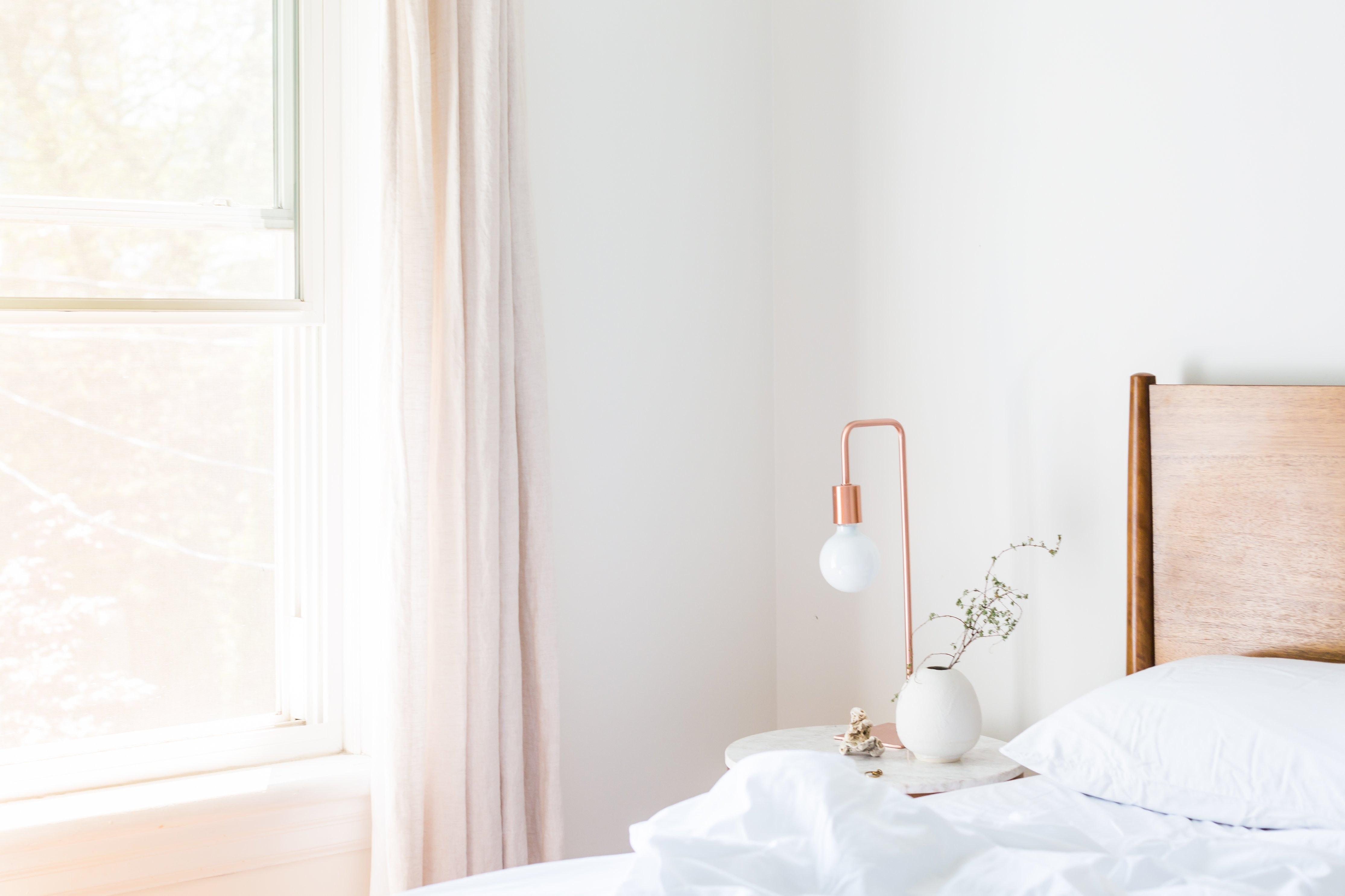 Wat is de beste temperatuur voor uw slaapkamer?