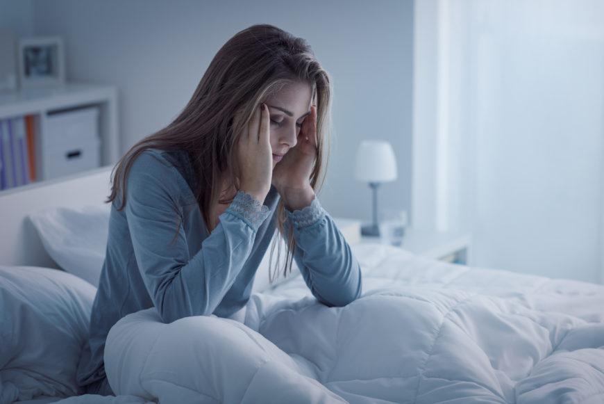 5 redenen waarom u niet kan slapen