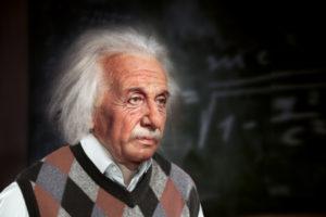 Einstein alles is relatief, behalve je nachtrust